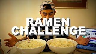 RAMEN CHALLENGE | 12 PACK (11-12 POUNDS)