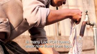 Women and Water in Laos
