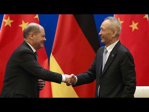 Deutschland / China: Neue Finanz-Kooperation vereinba ...