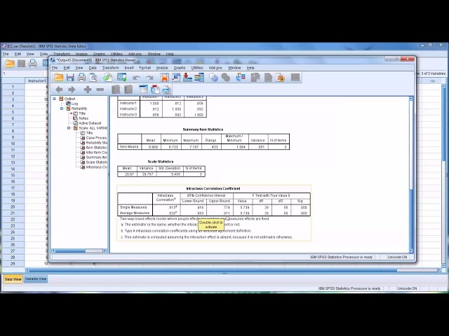 Determining-inter-rater-reliability-with-the