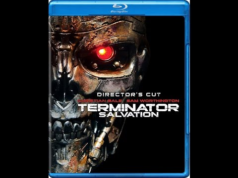 Opening To Terminator Salvation 2009 Blu-Ray (Theatrical Version)