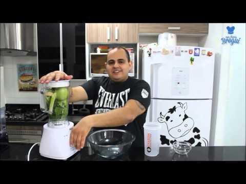 Como emagrecer o suco verde, suco Detox