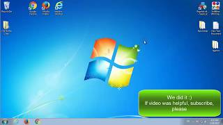 This video is a guide how to remove Mystarting123.com from the system and browsers: Mozilla Firefox, Internet Explorer and Google Chrome manually. Automatic Mystarting123.com Removal Tool: http://pcfixhelp.net/removal-tool (SpyHunter deletes this virus and protects computer from others)What is Mystarting123.comMystarting123.com is a browser hijacker. It changes browser new tab page, default search engine and homepage. Mostly, this malware infects browsers using free software downloads. It displays ads in the browser and PC desktop. If you cannot uninstall the Mystarting123.com redirect, follow the instruction. Mystarting123.com Removal guide 1. Uninstall Mystarting123 and other unknown programs (that were added recently) from Control Panel 2. Check the browser shortcut3. Remove Mystarting123.com from browser or reset the browser settingsInternet Explorer: Tools - Internet Options - Homepage - Remove Mystarting123.com and put 'about:blank';Mozilla Firefox: Tools - Options - General - Homepage - Remove Mystarting123.com and put 'about:blank';Google Chrome: Customize and Control Google Chrome - Settings - On startup - Open a specific page - Remove Mystarting123.com and put 'about:blank'4. Restart computerText guide: http://pcfixhelp.net/hijackers/3688-how-to-remove-mystarting123-com-browser-hijacker