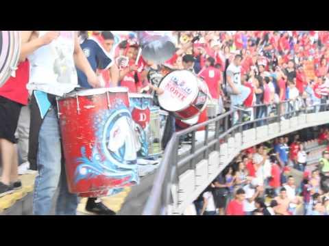 DIM vs bogotanos / Entra la # 1 - Rexixtenxia Norte - Independiente Medellín