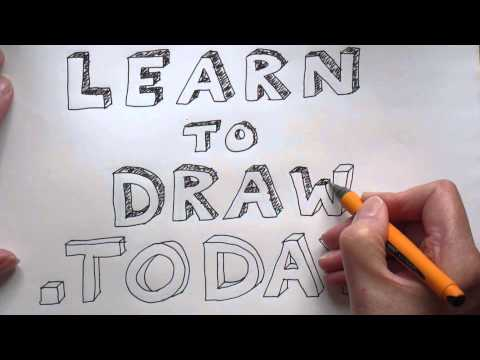 Welcome to Learn To Draw Today!