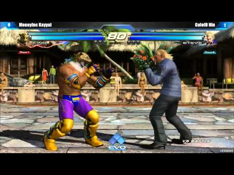 EVO 2013 - Tekken Tag Tournament 2 - Top 8