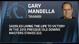 Gary Mandella HRTV Interview Living the Life September 2015