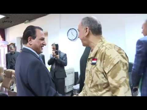 لجنة الأمن والدفاع البرلمانية تستضيف الدكتور خالد العبيدي وتطلب إرجاء جلسة الإستجواب