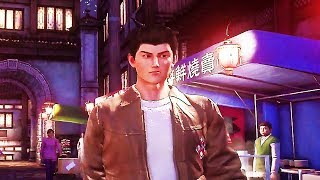 SHENMUE 3 Gameplay Trailer (2019) PS4 / PC by Game News