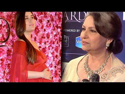 Sharmila Tagore Lashes Out On Kareena Kapoor Khan'