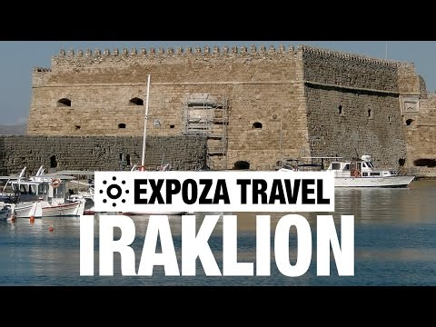Iraklion Travel Guide