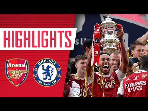 HIGHLIGHTS | Emirates FA Cup winners for the 14th time! | Arsenal 2-1 Chelsea | August 1, 2020