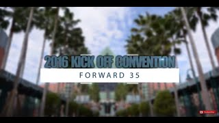 2016 PFA Kick-Off Convention