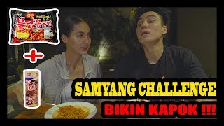 Video SAMYANG CHALLENGE 100 cabe aja kalah pedesnya !! 🔥🔥 MP3, 3GP, MP4, WEBM, AVI, FLV Januari 2019
