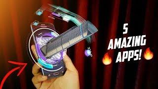 Video 5 AMAZING ANDROID APPS - 2018 MP3, 3GP, MP4, WEBM, AVI, FLV Februari 2019