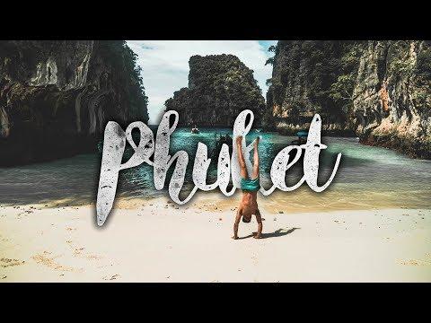 Phuket  – The Story Begins – Cinematic vlog 12
