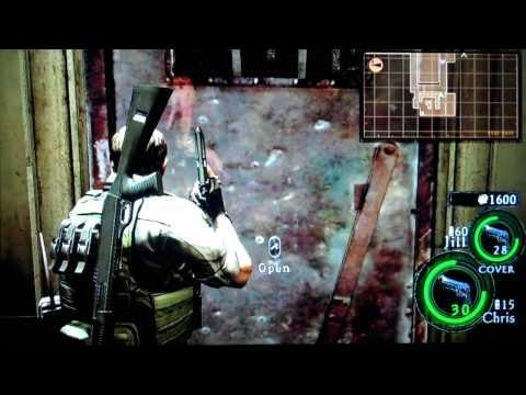 resident evil 5 playstation 3 soluce