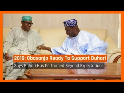 Nigeria News Today: Obasanjo Ready To Support Buhari For 2019 Elections (09/09/2017)