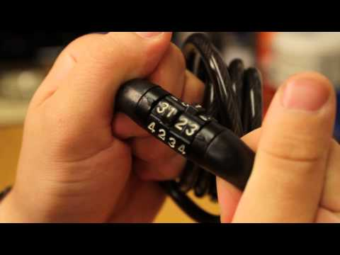 , title : 'HACKING a bike LOCK in 2 min or less!'