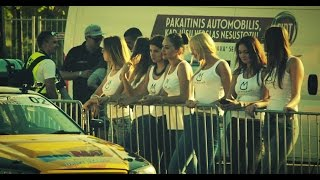 Kaunas Lithuania  city photo : Drift Allstars - Kaunas, Lithuania 2014 - The SWEDISH INVASION