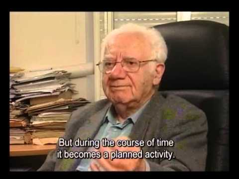 פרופ' ישראל גוטמן על ארכיון עונג שבת