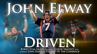 John Elway - Driven by Joseph Vincent