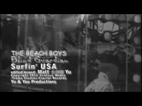 Tekst piosenki Blind Guardian - Surfing USA po polsku