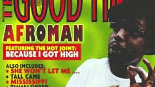 Afroman - Tumbleweed