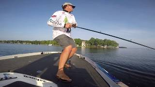 Justin Atkins caught over 22 pounds on the final day of the Forrest Wood Cup on Lake Murray to take home the win in his rookie season on Tour. Subscribe for more great fishing content.Facebook - https://www.facebook.com/FLWFishing/Instagram - https://www.instagram.com/flwfishing/Twitter - https://twitter.com/flwfishingSnapchat - https://www.snapchat.com/add/flwofficialFLW Website - https://www.flwfishing.com/