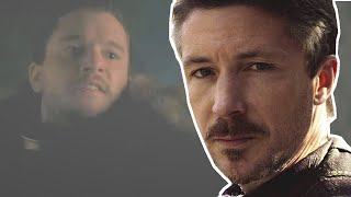 Game Of Thrones Why Littlefinger Will DIE very soon!https://www.geekfuel.com/KingMcKayWith winter coming and the stark children grouping one new friend will be casted out and killed for the wrong he has done and the division he will try to cause: LITTLEFINGER. Petyr Baelish has been apart of Sansa life for episode 1 season 1 and now he will die by her hand.Subscribe: http://bit.ly/1yePWnGTwitter: https://twitter.com/twkingmckayFacebook:  http://bit.ly/1AaOXTHGoogle +: http://bit.ly/1stPJxfPatreon: https://www.patreon.com/kingmckayGame of Thrones is an American fantasy drama television series created by showrunners David Benioff and D. B. Weiss. It is an adaptation of A Song of Ice and Fire, George R. R. Martin's series of fantasy novels, the first of which is titled A Game of Thrones. It is filmed in a Belfast studio and on location elsewhere in Croatia, Iceland, Malta, Morocco, Northern Ireland, Spain, Scotland, and the United States, and premiered on HBO in the United States on April 17, 2011. The series has been renewed for a sixth season, which will premiere on April 24, 2016FAIR USE NOTICEThis video may contain copyrighted material; the use of which has not been specifically authorized by the copyright owner. We are making such material available for the purposes of criticism, comment, review and news reporting which constitute the 'fair use' of any such copyrighted material as provided in the NZ Copyright Act 1994. Notwithstanding the provisions of the 42 section, the fair use of a copyrighted work for purposes such as criticism, comment, review and news reporting is not an infringement of copyright.