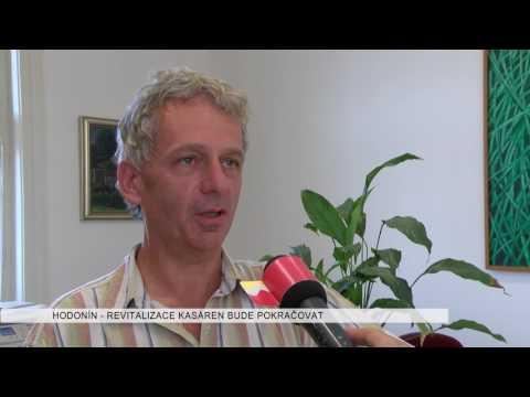TVS: Deník TVS 8. 8. 2017