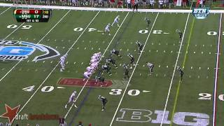 Braxton Miller vs Michigan State (2013)
