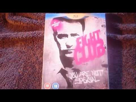 Fight Club 10th Anniversary Edition Blu Ray