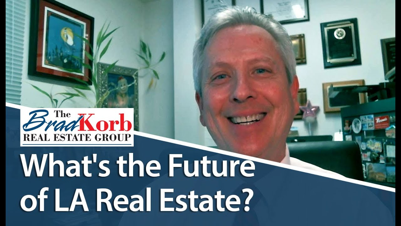 What's the Future of LA Real Estate?