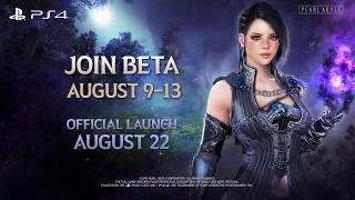 Бета-тест Black Desert на PS4 пройдет за несколько дней до релиза
