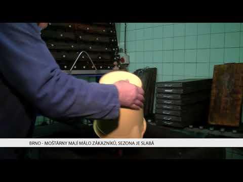 TV Brno 1: 16.11.2017 Moštárny mají málo zákazníků, sezóna je slabá