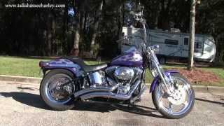 5. Used 2003 Harley Davidson FXSTS Softail Springer