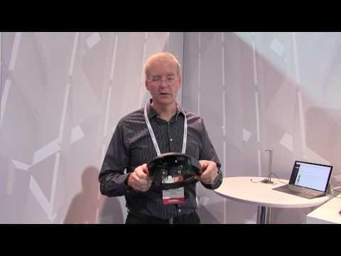 Cadence Demonstration of Customized Tensilica Processors for Microsoft HoloLens HPU