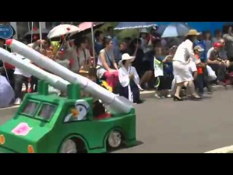 北韓慶祝兒童節活動~還我童年!!