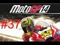 MotoGP 14 Career Part 37, Moto2 Sepang, Back Of Grid On Realistic