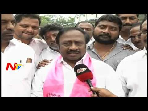 TRS-Party-Members-Celebrations-In-Warangal-Latest-Updates-NTV-09-03-2016