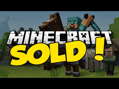 'It's - It's Confirmed: Microsoft Buys Mojang, Notch Leaves Mojang ;-( Want to game with me Follow my Twitter https://twitter.com/HeyBOLTZ http://notch.net/2014/09/im-leaving-mojang/ https://mojang.com/2...