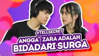 Video Ternyata Zara JKT48 Ngefans Sama Angga Yunanda MP3, 3GP, MP4, WEBM, AVI, FLV Juli 2019