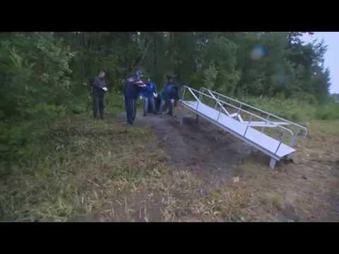 В Челябинской области привели в порядок монумент Борису Александрову