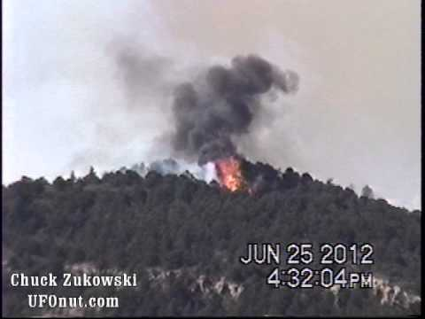 Waldo Canyon Fire Colorado