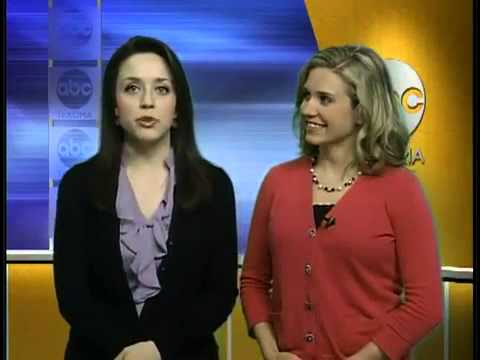 News Reporter Doesn't Knows She's