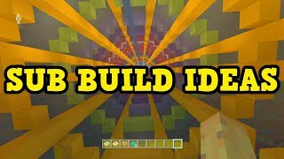 Minecraft - 5 AMAZING BUILDS FROM SUBSCRIBERS