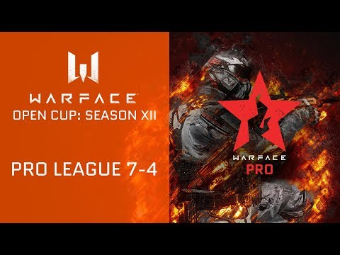 Warface Open Cup: Season XII. Pro League 7-4