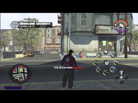 Saints Row Playthrough (part 4)
