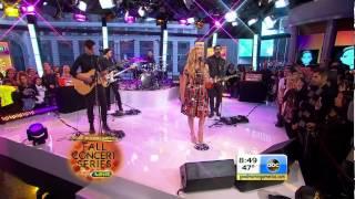 Video Avril Lavigne - Live at Good Morning America 05/11/2013 MP3, 3GP, MP4, WEBM, AVI, FLV Juli 2018